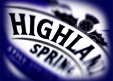 Highland Spring – PACKAGING