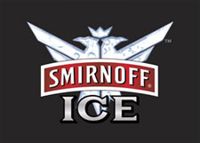 Smirnoff Black Ice – PACKAGING