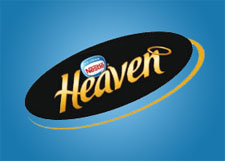 Heaven – Weight conscious ice cream branding campaign