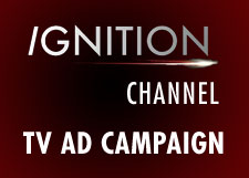 IGNITION Channel – Motoring TV Ad campaigns
