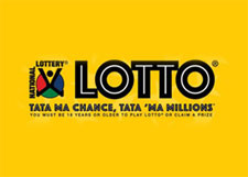 Lotto – South African National Lottery advertising